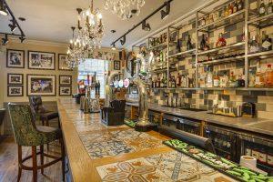 Rutland Arms Bar Close