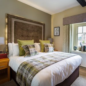 Classic Small Double Rutland Arms Bakewell