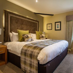 Superior Double Room Rutland Arms Bakewell