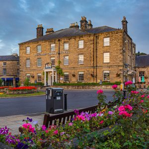 The Rutland Arms Hotel Eatery Coffee House Bakewell Derbyshire